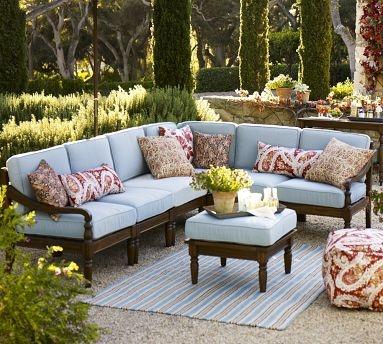 deck furniture idea