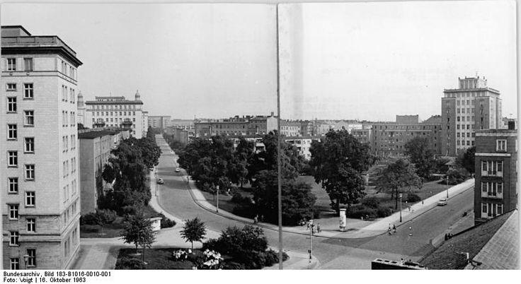 Park auf der Weberwiese, 1963