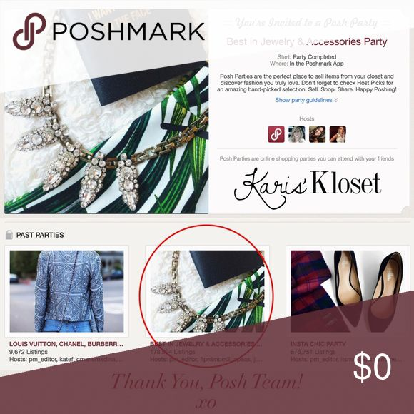 Karis Kloset Poshmark Party Feature Karis Kloset Poshmark Party