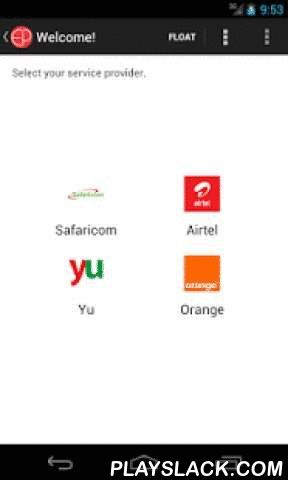 EssentialPesa  Android App - playslack.com ,  Open an EssentialPesa account and use this App to buy and sell airtime for all Kenyan mobile networks (Safaricom, Airtel, Orange and YU) at a discount. Also buy and sell other prepaid services including KPLC, DSTV, GOTV, ZUKU etc.Diaspora - pay the bills for those you care for in Kenya.