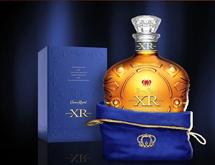 Crown Royal XR Canadian Whiskey Review