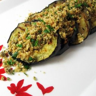 Grilled Eggplant & Breadcrumbs Recipe « Go Bold with Butter: Veggies Dishes, Butteri Herbs, Vegetables Recipe, Breadcrumb Recipe, Food Recipe Kitchens, Herbs Breadcrumb, Burpgril Eggplants, Comments Burp, Grilled Eggplants