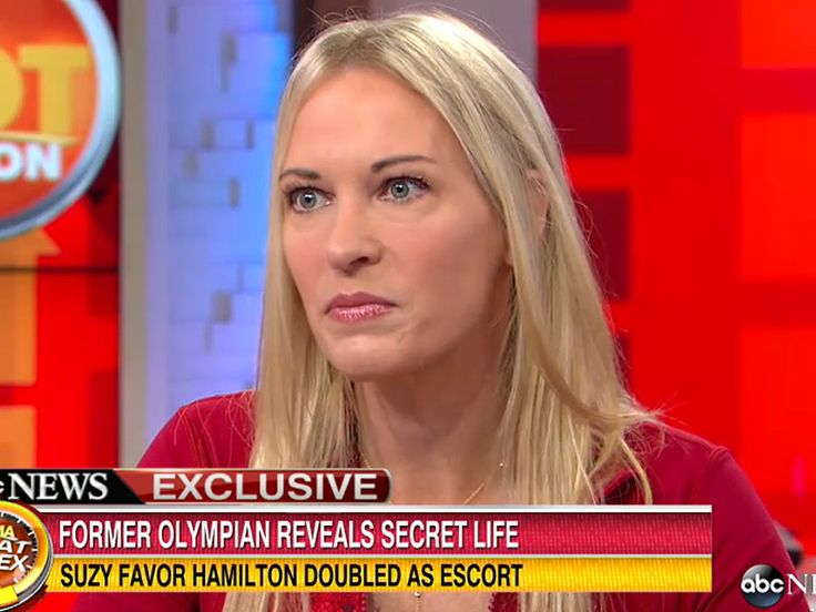 VIDEO: Olympian Suzy Favor Hamilton Turns to Yoga and Running to Cope with Mental Illness : People.com Mobile