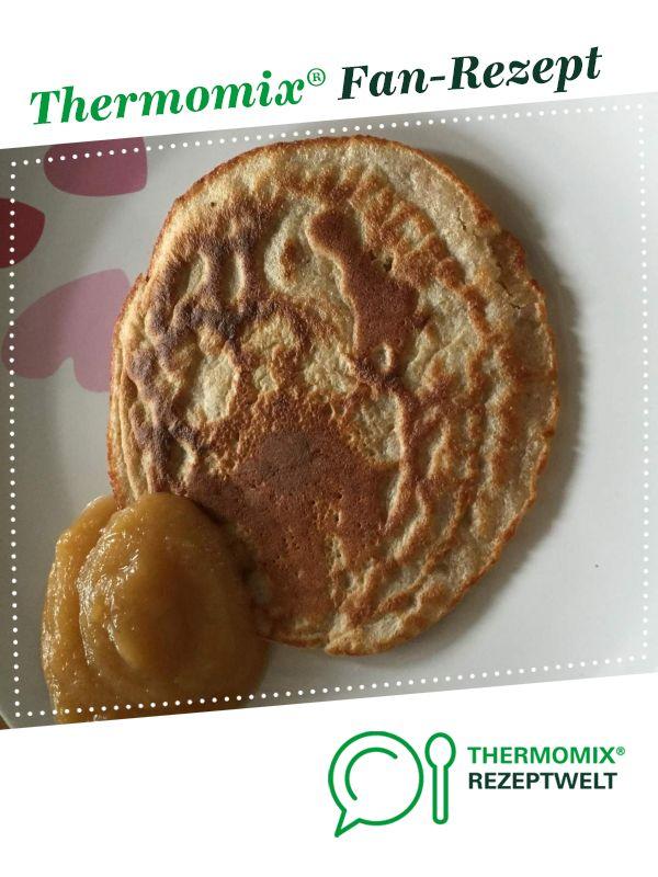 Vollkorn pfannkuchen rezept thermomix