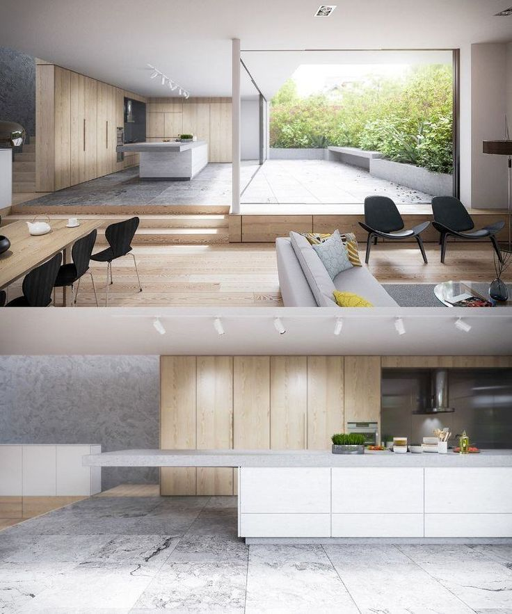90 best Cuisine images on Pinterest | Kitchen white, Contemporary ...