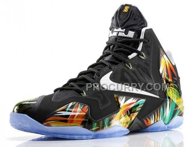 Nike Lebron Xi Xdr Mens New Colors Black