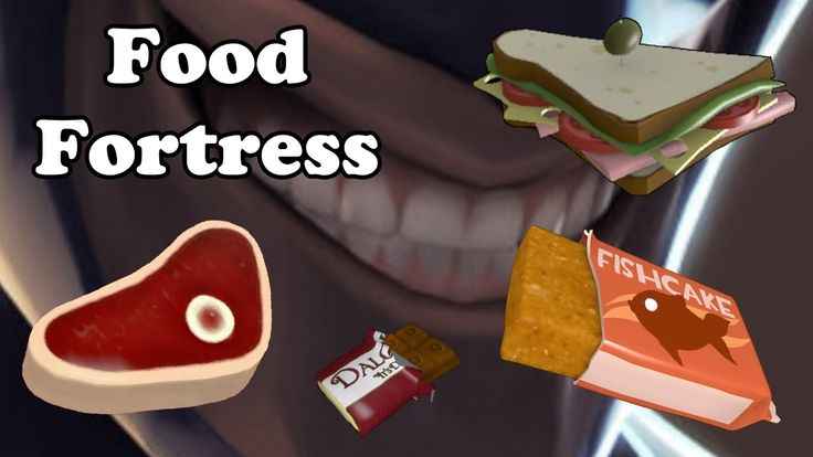 TF2: Food Fortress #games #teamfortress2 #steam #tf2 #SteamNewRelease #gaming #Valve