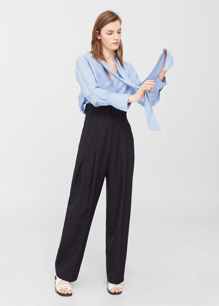Oltre 25 fantastiche idee su camicie con fiocco su for Zara uffici milano