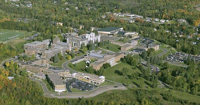 The College of Saint Scholastica is a private college located in Duluth, Minnesota.