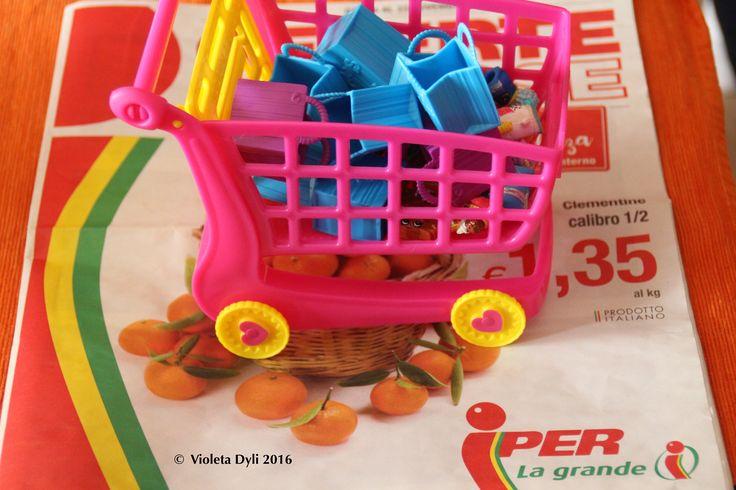 Solo all'Iper si trovano le migliori offerte per acquistare  i regali e preparare il pranzo di Natale !!!