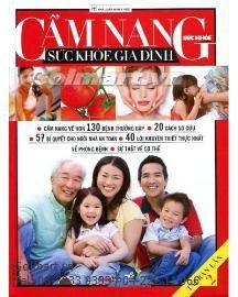 Cẩm Nang Sức Khỏe Gia Đình (TB Lần 2)