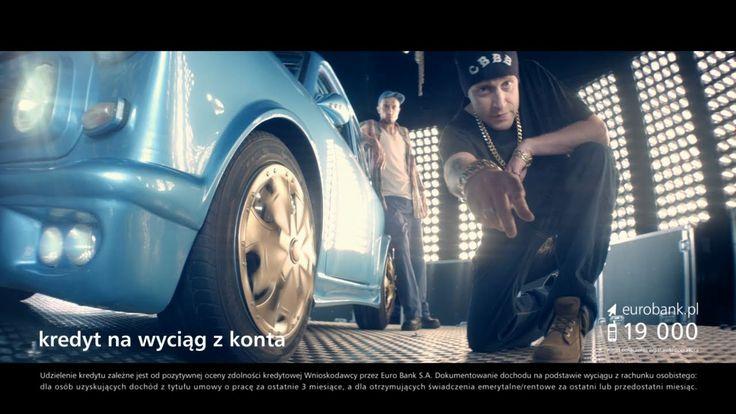 eurobank reklama, Piotr Adamczyk, będę brał Cię...kredycie