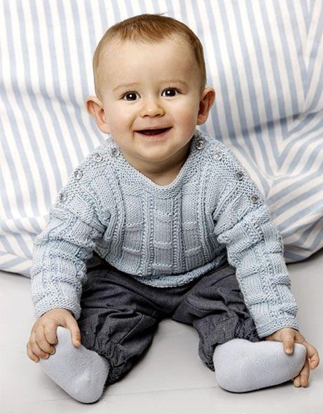 Baby trøje