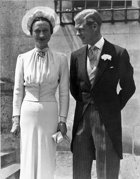 1937  King Edward VIII gave up his crown to marry Wallis Simpson, a twice-divorced American, on June 1937. At just 326 days, Edward's reign was one of the shortest in British history.