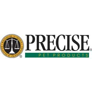 At Precise we strive for Safe. Scientific. Genuine.  Precise is proudly made in the USA by Texas Farm Products, a family-owned company since 1930 and makers of respected pet food brands.