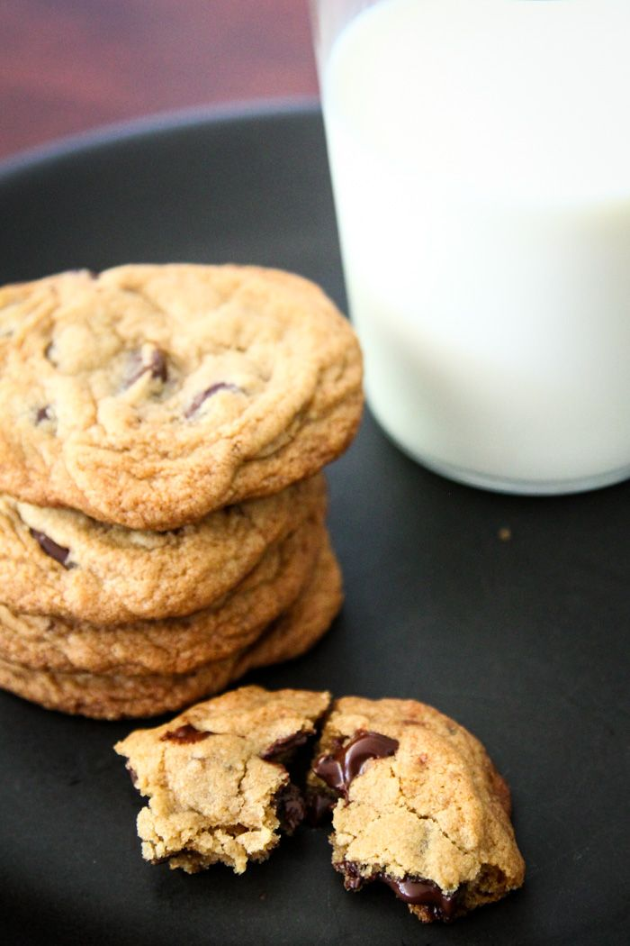 Ultimate Chocolate Chip Cookies? | Mmm... Sweets | Pinterest