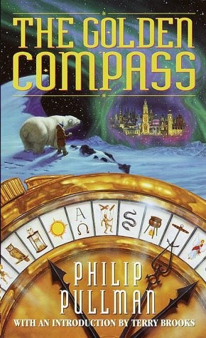 The Golden Compass series, Phillip Pullman. Im reading this series now. It is AMAZING