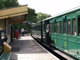 Holiday on the Isle of Wight by rail