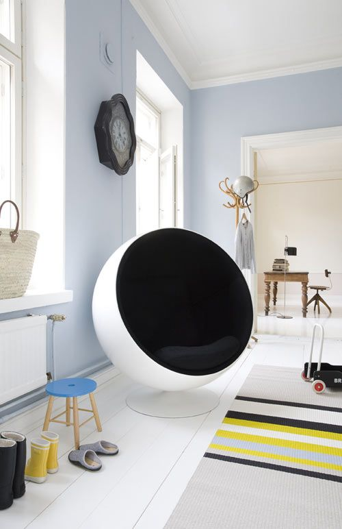 eero aarnio ball chair●○●