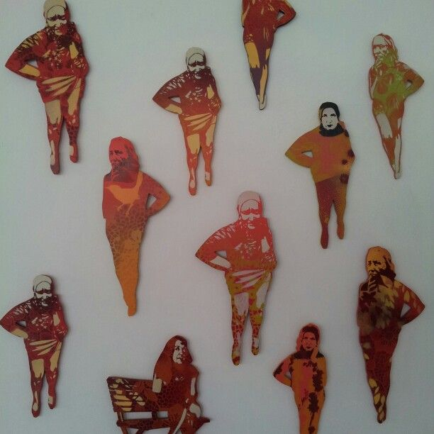 Costume of the Day - Little Edie Cut-outs - Alex Hamilton