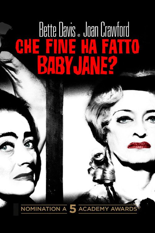 Watch->> What Ever Happened to Baby Jane? 1962 Full - Movie Online