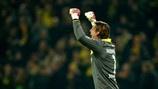 Roman Weidenfeller (Borussia Dortmund). | Borussia 3-0 Shakhtar. [05.03.13]