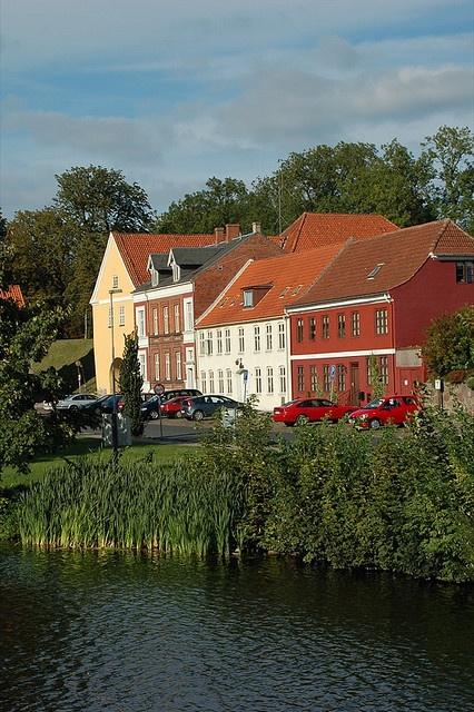 Nyborg, Denmark: September 2007