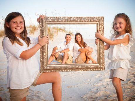 Si estás organizando una sesión de fotos familiares, checa estas divertidas ideas. ¿Cuál es tu favorita?