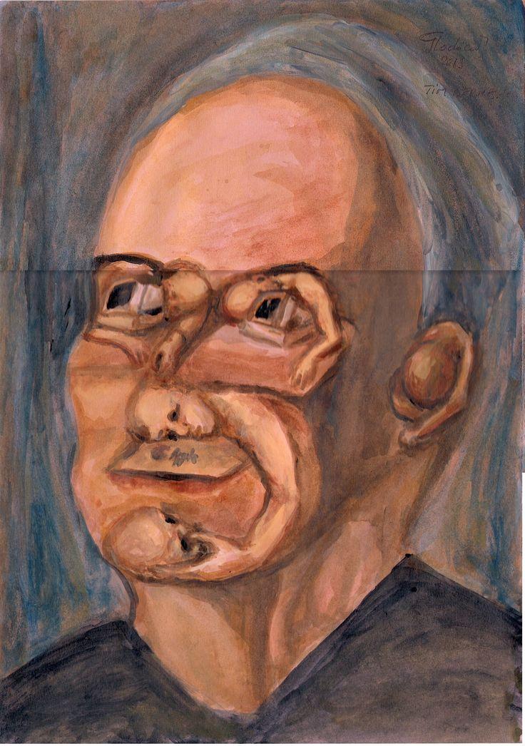 Mr. Tim Berners-Lee (author Gabriel Todica)