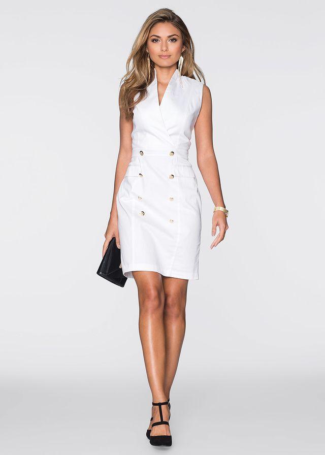 Sukienka Bardzo elegancka z tkaniny • 149.99 zł • bonprix