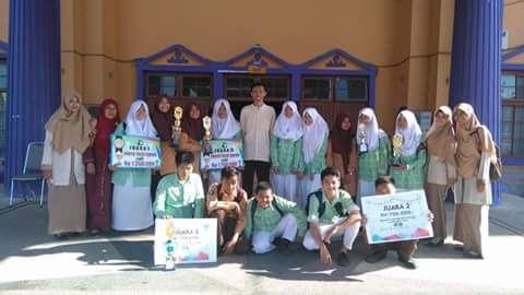 Perpustakaan Bunga Bangsa ƸӜƷ: SMP Islam Bunga Bangsa, Memborong Piala dalam Lomb...