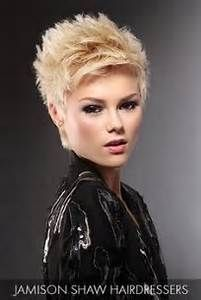 Short Spikey Hairstyles For Women Over 50 Short Spiky Short