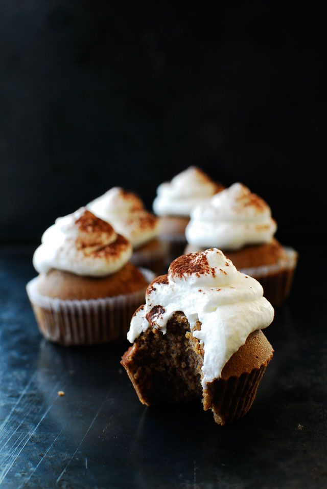 Irish Coffee Cupcakes | indulge | Pinterest