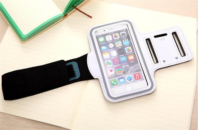 Running Jogging Arm Band Strap Case Cover for iPhone