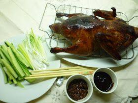 Wat ik gegeten heb: Peking eend