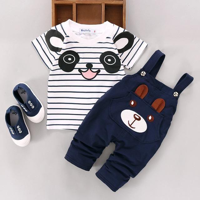 Summer Panda Outfit
