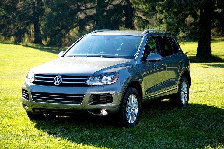 2015 Volkswagen Touareg TDI Sport review