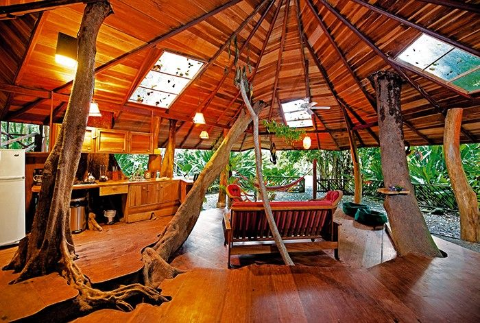 Escape to a Tree House in Costa Rica (The Travel Bucket List You Need Before Starting a Family via @MyDomaine)