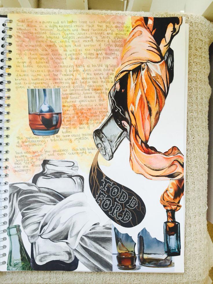Artist study-Todd Ford