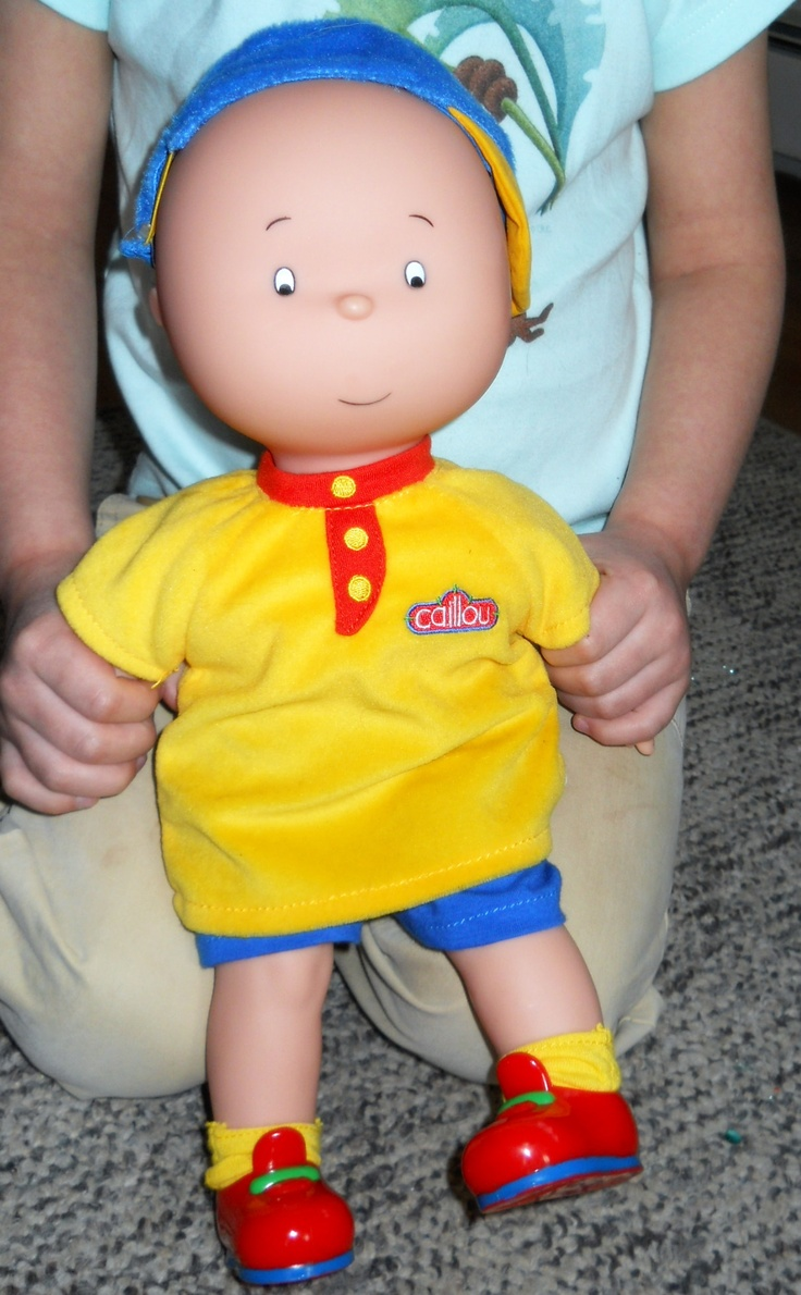 27 best Caillou Birthday images on Pinterest | Birthdays, Caillou ...