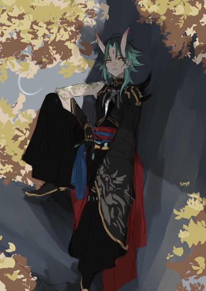 万 on Twitter Character design, Anime guys, Character art