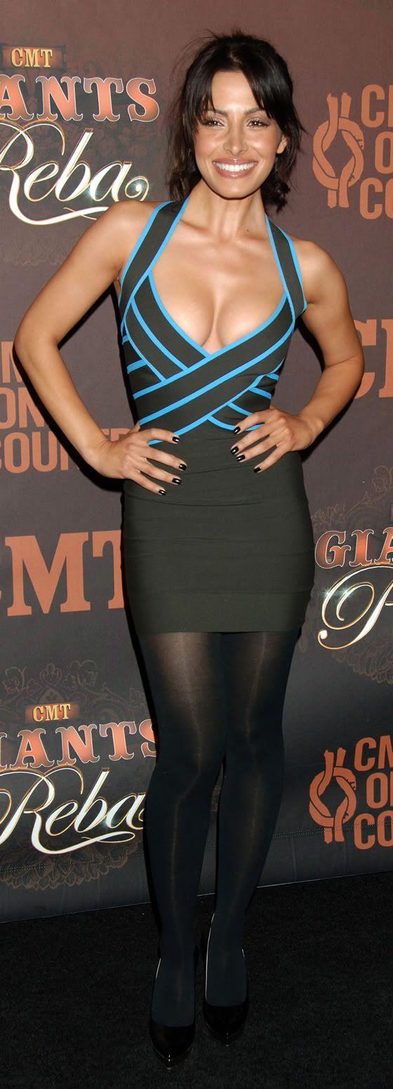 Sarah shahi person of interest dress