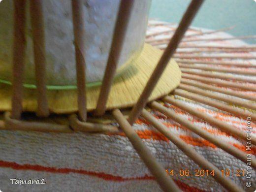 Поделка изделие Плетение После долгих раздумий Бумага газетная Трубочки бумажные фото 11