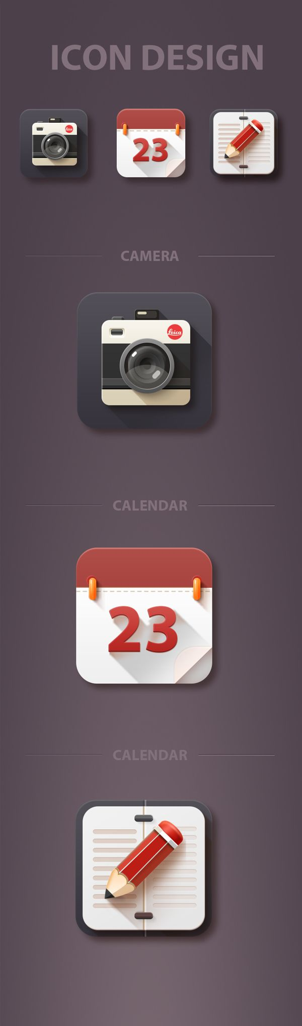 ICON DESIGN_20140319 on Behance
