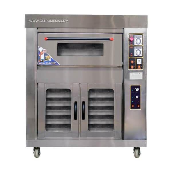 Combi Deck Oven Amp Proofer Rfl12ss Fj10 Dengan Gambar Mesin