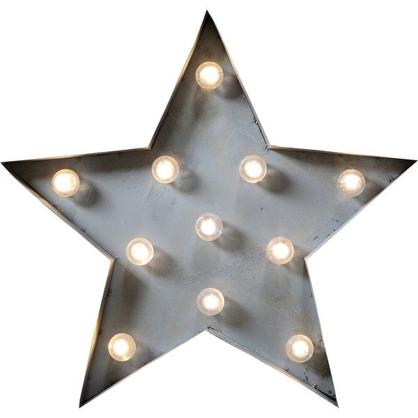 Dot & Bo Superstar Decorative Lamp found on Polyvore featuring home,  lighting, backgrounds, - Best 25+ Battery Operated Lamps Ideas On Pinterest Outdoor