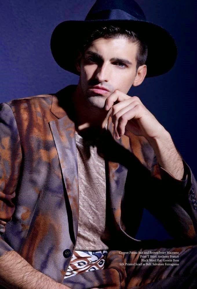 Joel Alexander para Fave Men Magazine