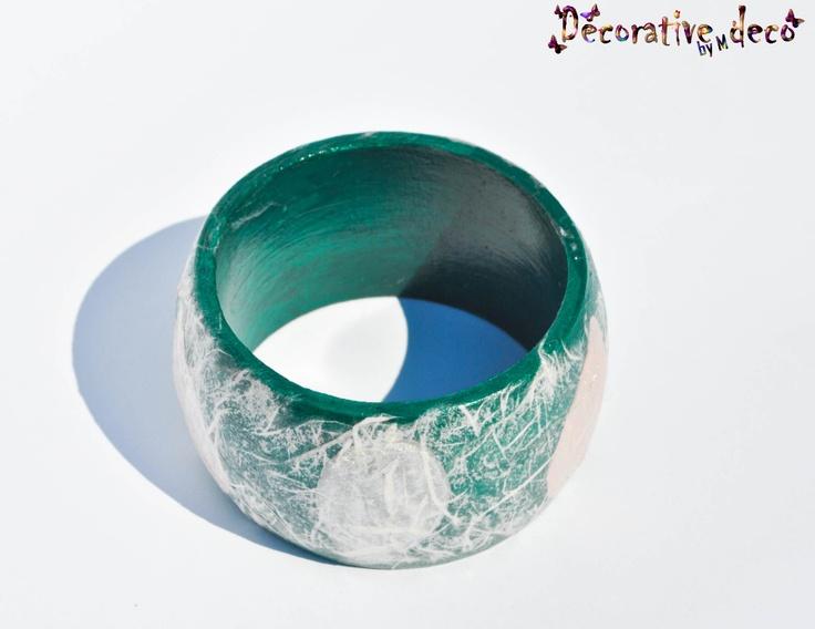 Bracelet - Green Rice