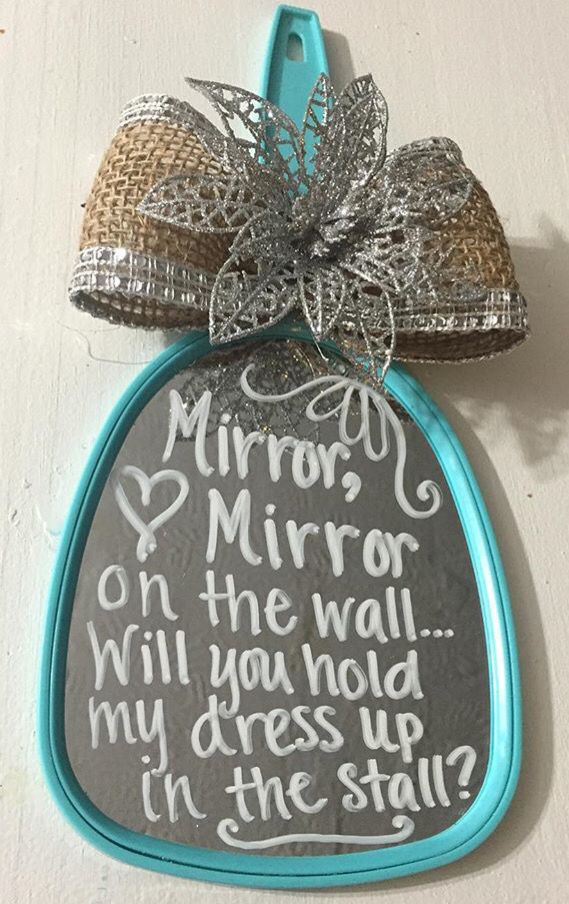 How I asked my bridesmaids to be in my wedding