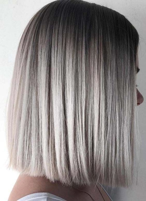 50 Chic and Trendy Straight Bob Haircuts and Colors To Look Special